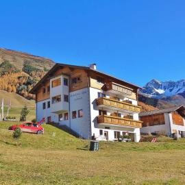 Residence alpin Herbst